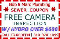 Carson, CA Sewer Repair Contractor